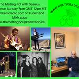 The Melting Pot 17th November 2019