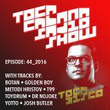 TOCACABANA RADIO SHOW 44_2016