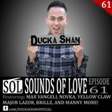 Ducka Shan- Sounds of Love 61 Mar 1st  2016