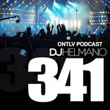 ONTLV PODCAST - Trance From Tel-Aviv - Episode 341 - Mixed By DJ Helmano