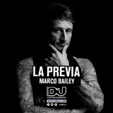 La previa de septiembre: Marco Bailey