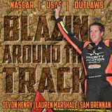 JASON JOHNSON - Blazin' Around the Track Ep. 1