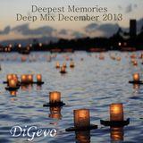 DiGevo - Deepest Memories (Deep Mix December 2013)