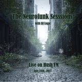 The Neurofunk Sessions with DJ Logo - Live on Hush FM - July 18th, 2017