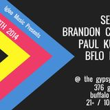 Paul Kuenzi - Live @ Gypsy Parlor 4.12.14