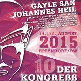 Danomusik @ 10 Years - Kongreßß Festival 15.08.2015