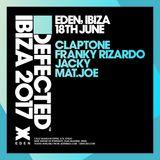 Mat.Joe - Live @ Defected Ibiza Eden Ibiza (Spain) 2017.06.18.