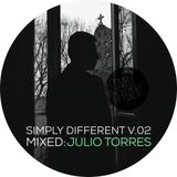 Julio Torres | Simply Different Vol 02
