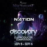 Discovery Project Nocturnal Wonderland 2014 - Nation