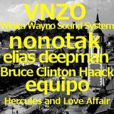 CAMPO ELÉCTRICO // VNZO+WINKAWAINO+ELIASDEEPMAN+EQUIPO+NONOTAK+BRUCEHAACK+HERCULES