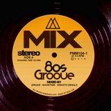 MIX PRESENTS 80S GROOVES - DJ DRAKE DJ SHOWTIME DJ SMOOTH DENALI 80'S R&B GARAGE PARADISE CLUB MIX