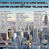 TERRY DIZENCIO™ & GLORIA ANSELL pres. ''United House Nations Vol. I'' (2016)