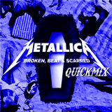 Metallica - Broken, Beat & Scarred (Drum replacement & remix)