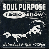 The Soul Purpose Radio Show with Special Guest Dj Mr Lob