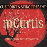 Cue point - mCurtis ''Freestyle warriors'' guest mix