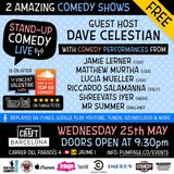 Ep 03: Stand-up Comedy Live! English Live Stand-up Comedy in Barcelona