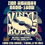 Zion Highway / Canal.B / Tr3lig Selecta / EnorA / Uncle Geoff/ Vinyl