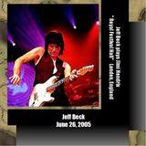 Jeff Beck Plays Jimi Hendrix 2005-06-26 Meltdown Festival