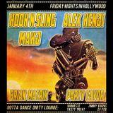 MAKJ - Live @ Avalon Hollywood Los Angeles (USA) 2013.01.04.