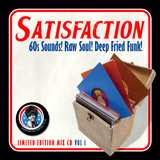 Satisfaction Mix CD - Vol 1