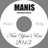 New Year's 2013 Mix by Manis