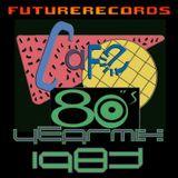 FutureRecords - Café Yearmix 1983 (Section Yearmix)