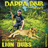 Lion Dubs - Studio Mix August 2018