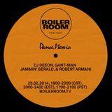 Gant Man @ Dance Mania Boiler Room Chicago DJ Set 25-02-2014