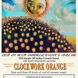 John Kelly : Clockwork Orange - An End Of Summer Night Building Six London (16/09/2017)