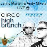 Lenny Marten Andy Miketa Live At Frozen Icebar Lech