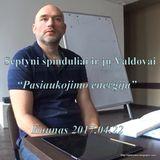 Seminaras Kaune apie 7 spindulius ir jų Valdovus - Pasiaukojimo energija