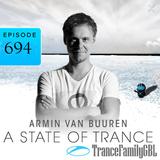 Armin van Buuren – A State Of Trance ASOT 694 – 18-DEC-2014