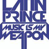 "DJ Latin Prince ""Power Mix"" Reloaded (Live) European Tour 2012"
