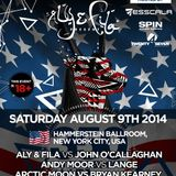 Arctic Moon vs Bryan Kearney – Live @ FSOE 350, Hammerstein Ballroom (New York) – 09-AUG-2014