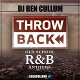 DJ Ben Cullum- Old School R&B Anthems