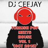 Turkish Pop Meets House Vol. 1 (Oct 2015)