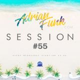 ADRIAN FUNK @ One FM - Dance Station Session #55