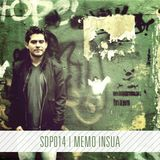 Issue #014: Memo Insua (Stranjjur, Union Jack, Purp & Soul)