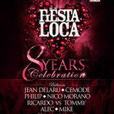 dj Nico Morano @ La Rocca - 8Y Fiesta Loca 10-01-2015