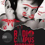 FlashThemUp + Don J aux PDZ - Radio Campus Avignon - 10/02/12