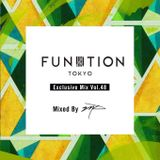 FUNKTION TOKYO Exclusive Mix Vol.48 by DJ SYO