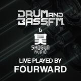 DrumandBass.FM & Shogun Audio pres. Fourward Expansion Album   Fourward with Daxta MC