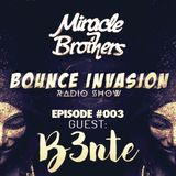 Bounce Invasion 003/w B3nte