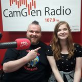 Saturday Lunchtime with Jim Gellatly: 27th May 2017, feat. Lisa Kowalski