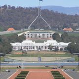 The design and history of federal parliament house as it celebrates its thirtieth birthday
