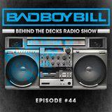 Behind The Decks Radio Show - Episode 44 (Best of 2015)