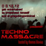 El Grego @ Techno Massacre Podcast