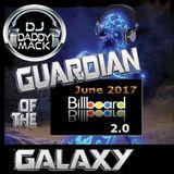June 2.0  Billboard Pop Hit Mix  2017 Rod DJ Daddy Mack (c)