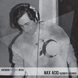 Aremun Podcast 14 - nAX Acid (Aconito Records)
