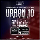 Podcast : OKLMix Urban 10 Juillet